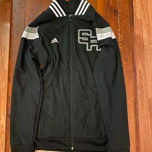 San Antonio Spurs NBA Shooting Warm Up Jacket